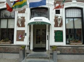 Hotel Centraal, Harlingen