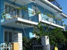 Poseidon Apartments, Skála Kefalonias