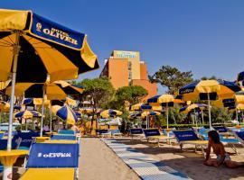 Hotel Oliver, Каорле