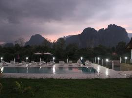 The Grand Riverside Hotel, Vang Vieng