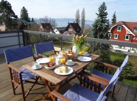 Ferienwohnung Bodenseeblick