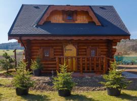 Ubytovanie Koliba Pacho - Zrub Katka, Prievidza