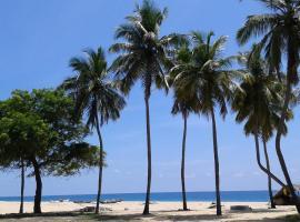 Naval Beach Villa & Rooms, Batticaloa