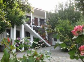 Panagiotis Apostoloudias Rooms, Therma