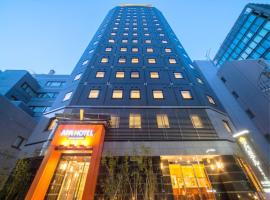 APA Hotel Shimbashi Toranomon, Tokyo