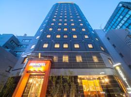 APA Hotel Shimbashi Toranomon, 东京