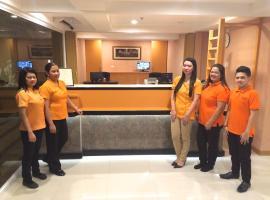 Stone House Hotel Pasay, Manila