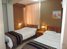 Hostal Yunta Wasi, Tacna
