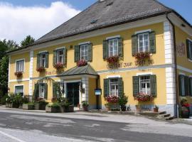 Gasthof zur Post, Soding