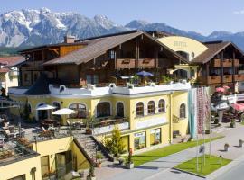 Hotel Erlebniswelt Stocker, Schladming