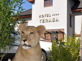 Hotel Terasa, Frýdek-Místek