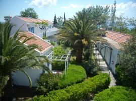 Aegeon Hotel, Skála Kallonís