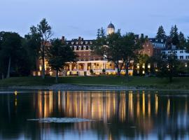 The Otesaga Resort Hotel, Cooperstown