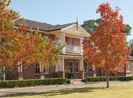 Plumes on the Green Boutique Bed & Breakfast, Tamworth