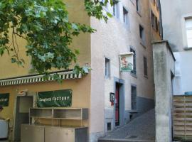 City Backpacker Biber, Zurych