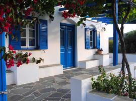 Giaglakis Rooms, Platís Yialós