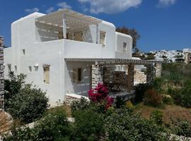 Cymothoe Villas, Piso Livadi