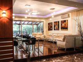 Hotel Ena, Loutrá Ipátis