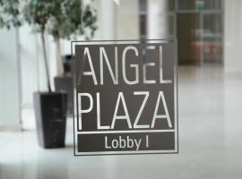 Apartment Angel Plaza 140 m2, Krakau