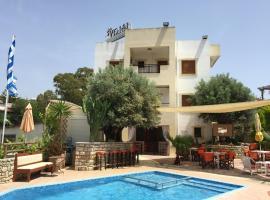Vrisi Apartments & Villa, Pitsidia