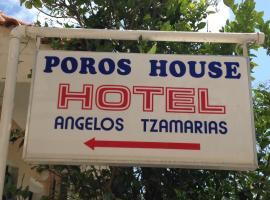 Poros House Hotel, Póros