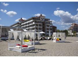Regina Mare Apart Hotel, Carewo