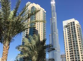 Espace Holiday Home 29 Boulevard, Downtown, Dubai