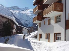 Chalet Bavaria, Saas-Fee