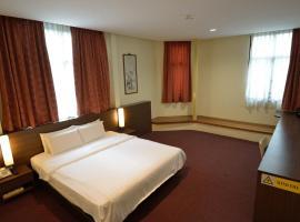 VIP Hotel, Singapur