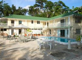 Ocean Shell Villa, Port Antonio