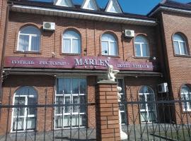 Marlen Hotel, Rivne