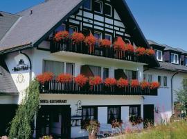 Heidehotel Hildfeld, Winterberg