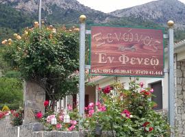 En Feneo, Mesinón