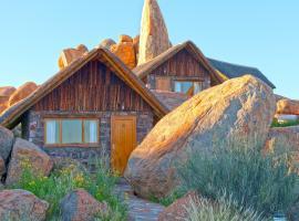 Gondwana Canyon Lodge, Kanebis