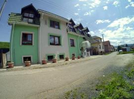 Villa MEDIASi, Hrabušice