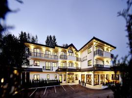 Hotel Garni Melanie, Вальс