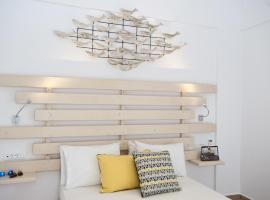Yanna Luxury Suites (Asteri Suites), Ornos