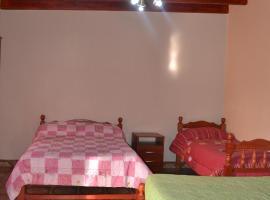 Hostel Don Benito, Cafayate