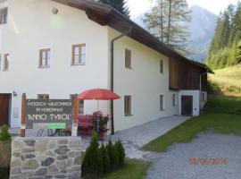 anno Tyrol, Biberwier
