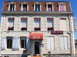 Hôtel Regia (ex - Hôtel du Rail), Saint-Paul-lès-Dax