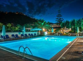 Alexaria Holidays Apartments, Lefkada Town