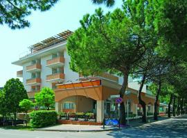 Hotel Garni Losanna, Бибионе