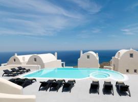 Dome Santorini Resort & Villas, Imerovíglion
