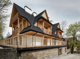 Monte House Apartments, Zakopane