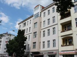 Hotels Emser Platz Berlin Stadtplan