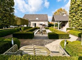 Luxurious Villa 't Hof van Kalenberg, Borgloon