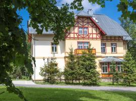 Villa Meribel, Tatranská Lomnica