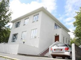 Baldursbrá Guesthouse Tjarnargata, Reiquiavique
