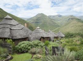 Maliba Mountain Lodge, Butha-Buthe