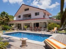 Villa Confort, Grand'Anse Praslin
